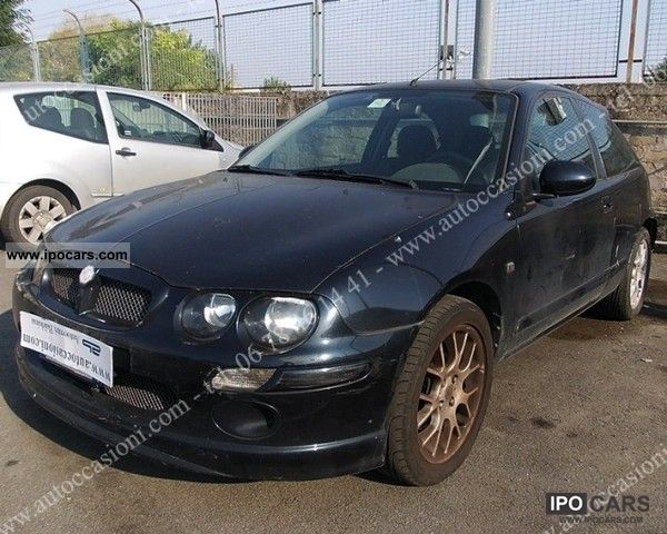 2003 MG  Cat ZR 105 3 porte Other Used vehicle photo