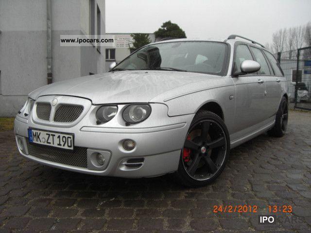 2004 MG  ZT-T 2.5 V6 Estate Car Used vehicle photo