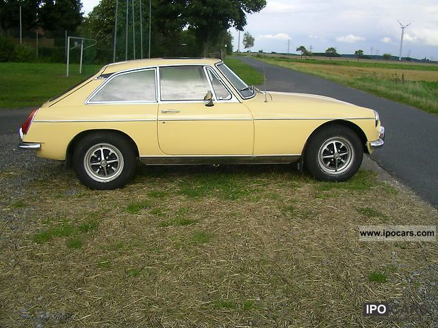 MG  MGB 1976 Vintage, Classic and Old Cars photo