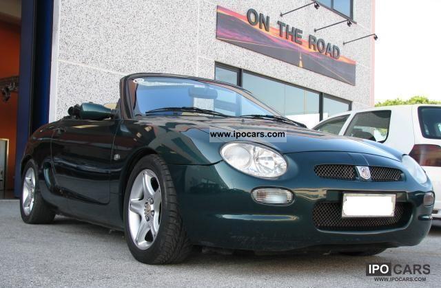 1998 MG  MGF Cabrio / roadster Used vehicle photo