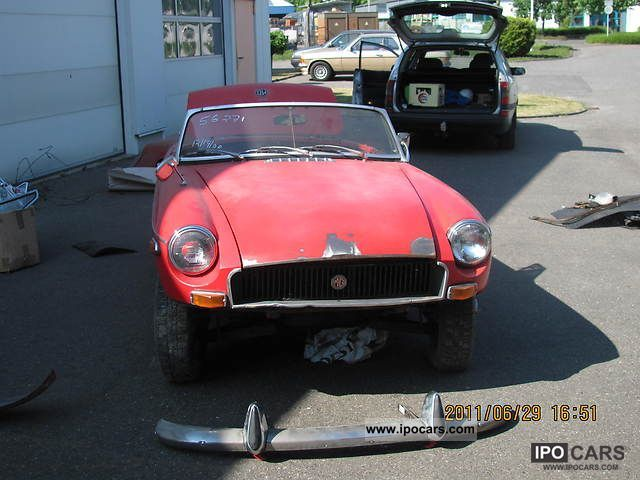 MG  MGB 1970 Vintage, Classic and Old Cars photo