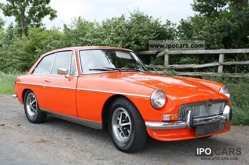 MG  GT 1972 Vintage, Classic and Old Cars photo