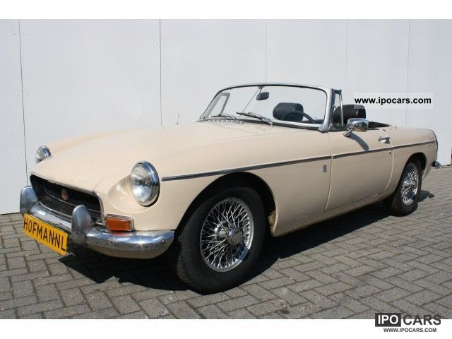 1971 MG  B 1.8 Cabrio / roadster Classic Vehicle photo