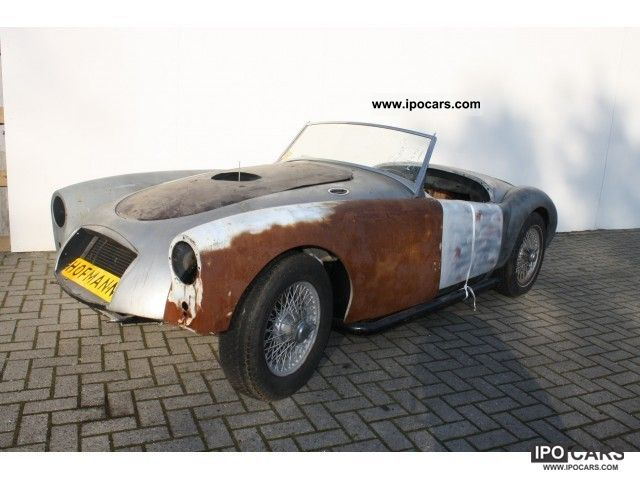 1958 MG  A V8 Cabrio / roadster Classic Vehicle photo