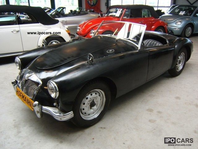 MG  A 1600 1960 Vintage, Classic and Old Cars photo