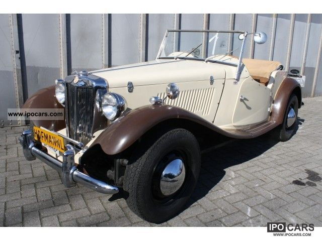 MG  TD MiGi 1972 Vintage, Classic and Old Cars photo