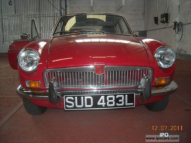 MG  MGB 1973 Vintage, Classic and Old Cars photo