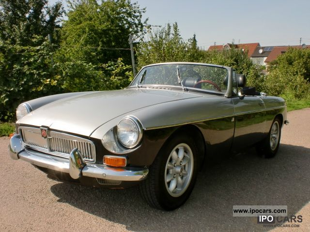 1963 Mg Mgb V8 Convertible Unique Conversion Cabrio Roadster