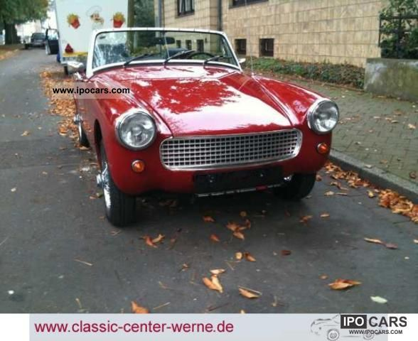 Pimped Out Mg Midget 103