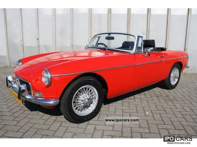 MG  B 1.8 1973 Vintage, Classic and Old Cars photo