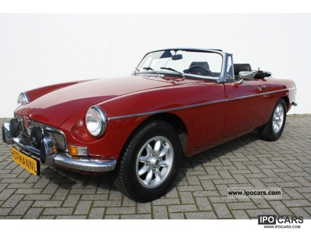 1978 MG  B 1.8 overdrive Cabrio / roadster Classic Vehicle photo