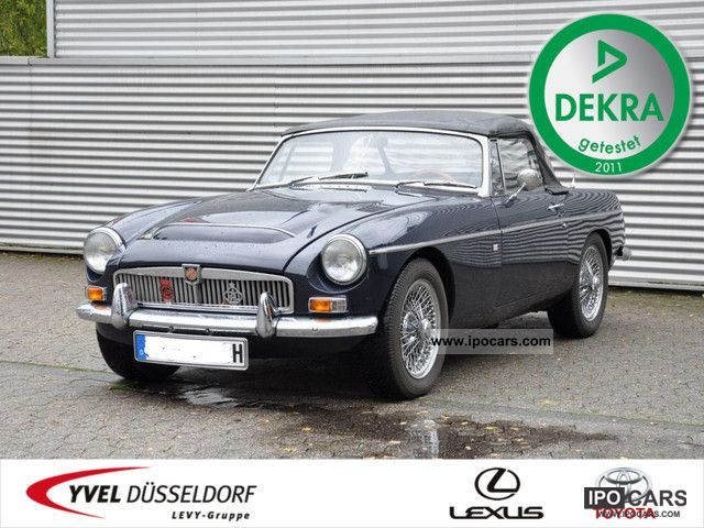MG  MGC Convertible H-approval 1968 Vintage, Classic and Old Cars photo