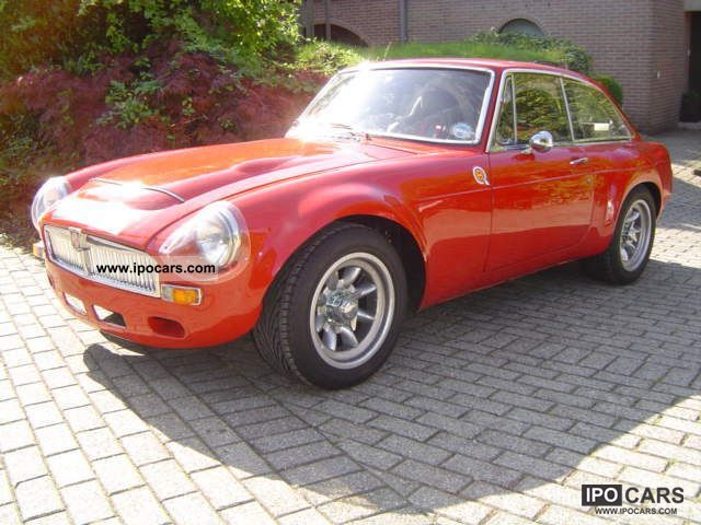 1969 MG  MGC GT Sebring Coupe Sports car/Coupe Classic Vehicle photo
