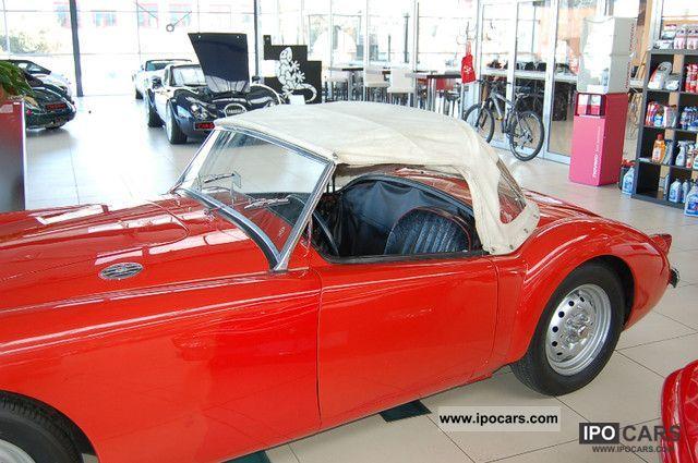 MG  MGA Roadster 1959 Vintage, Classic and Old Cars photo