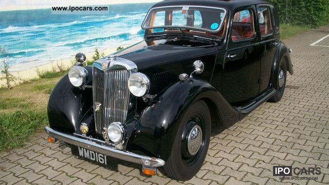 MG  Saloon 1950 Vintage, Classic and Old Cars photo
