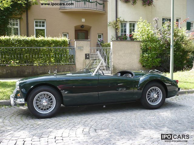 MG  MGA 1959 Vintage, Classic and Old Cars photo