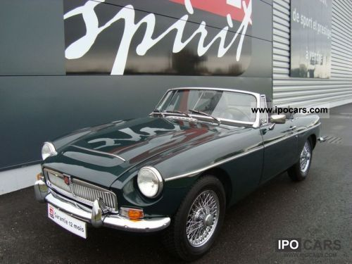 MG  C 1969 Vintage, Classic and Old Cars photo