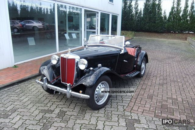 MG  TD 1250 ** gem ** 2007 complete restoration 1952 Vintage, Classic and Old Cars photo