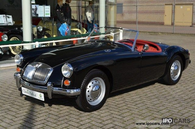 MG  MGA 1600 LHD Grade 1 status 1961 Vintage, Classic and Old Cars photo
