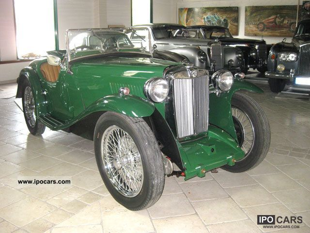 MG  Midget PA 1935 Vintage, Classic and Old Cars photo