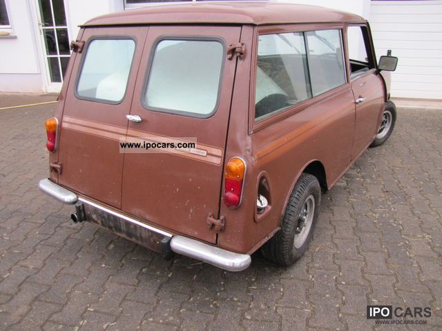 MINI  Clubman, Austin Morris Estate RHD 1979 Vintage, Classic and Old Cars photo