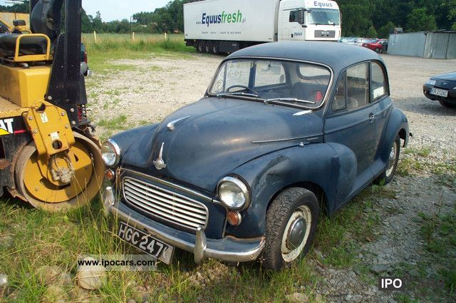 MINI  morris minor 1000 1965 Vintage, Classic and Old Cars photo