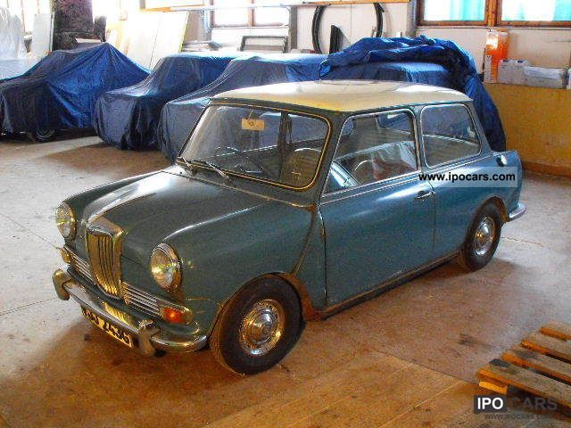 MINI  Riley eleven 1967 Vintage, Classic and Old Cars photo