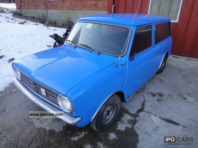 MINI  Clubman Estate Estate 1979 Vintage, Classic and Old Cars photo