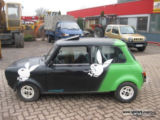 1973 MINI  Mini Clubman 1275 GT * for fans or hobbyists * Small Car Used vehicle photo