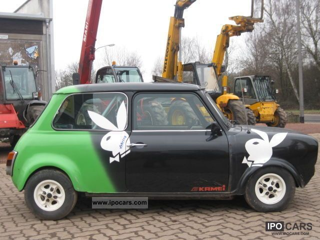 1973 MINI  1275 GT Clubman Mini for hobbyists and fans Small Car Used vehicle photo