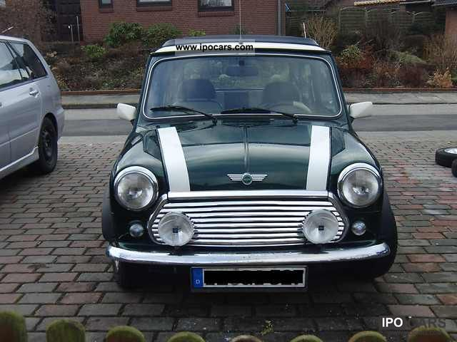 1999 MINI  Mini Small Car Used vehicle photo