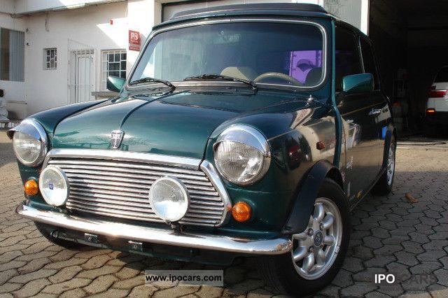 1995 MINI  Mini British Open / fun car Small Car Used vehicle photo
