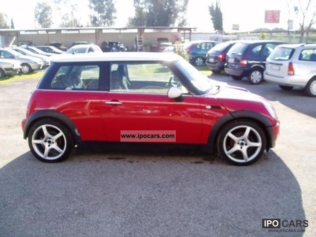 2002 MINI  Cooper Cooper trattabile Small Car Used vehicle photo