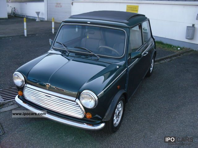 1993 MINI  Mini British Open Small Car Used vehicle photo
