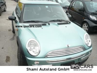 2003 MINI  Mini Cooper Small Car Used vehicle photo