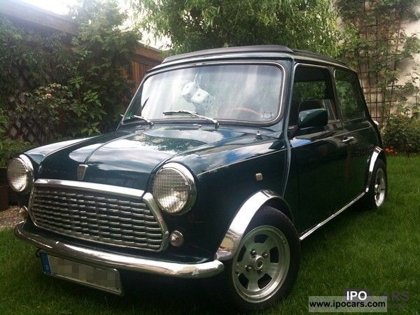 1995 MINI  Mini British Open Small Car Used vehicle photo