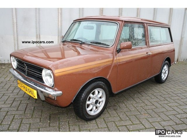 MINI  Clubman Estate 1100 1979 Vintage, Classic and Old Cars photo