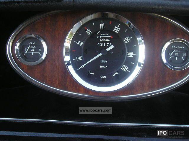 1973 MINI  MINOR STORICA INNOCENTI 1001 Limousine Used vehicle photo