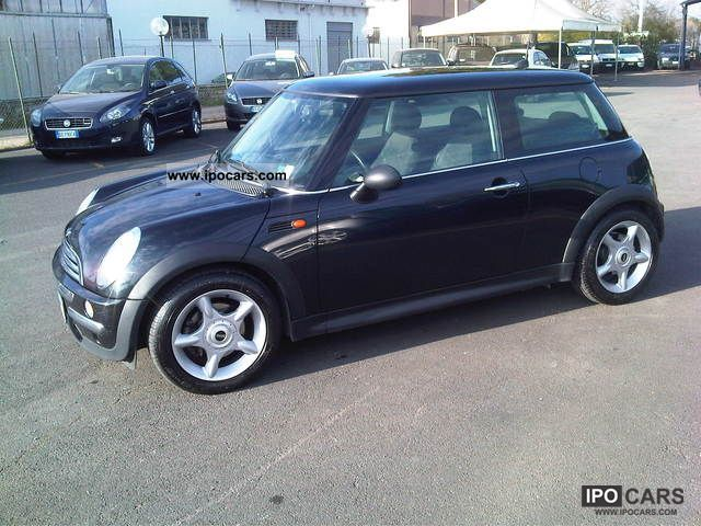 2005 Mini One D Deluxe Car Photo And Specs