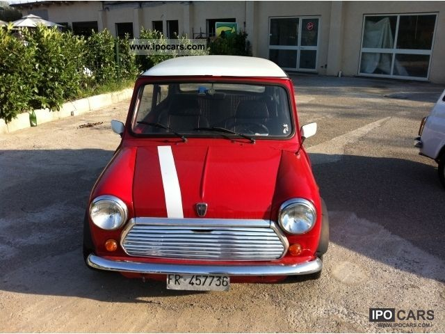 1991 MINI  OTHER Small Car Classic Vehicle photo