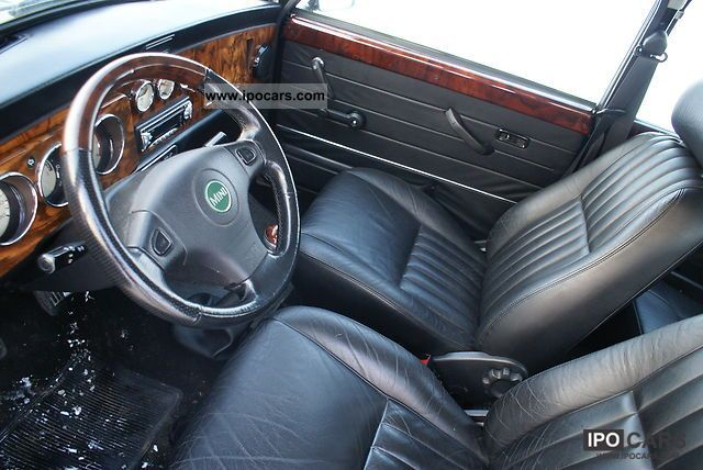 1998 Mini British Open With A Folding Roof Car Photo And