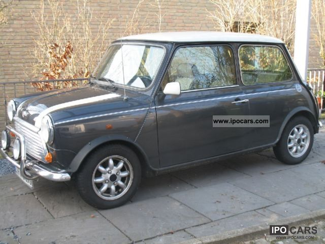 1996 MINI  Mini Cooper Small Car Used vehicle photo
