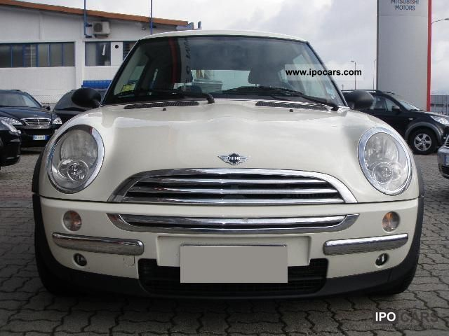 2005 Mini One Diesel Car Photo And Specs