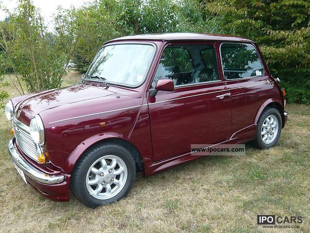 1989 mini 1000 special model car photo and specs for Domon mini 1989