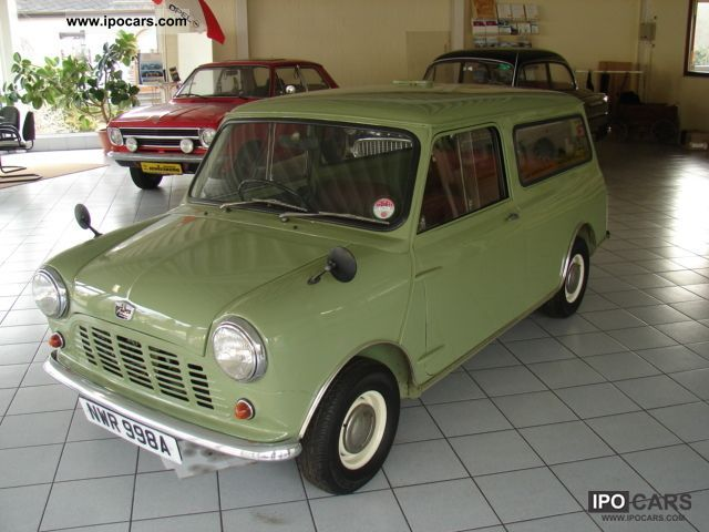 1963 MINI  Other Limousine Classic Vehicle photo