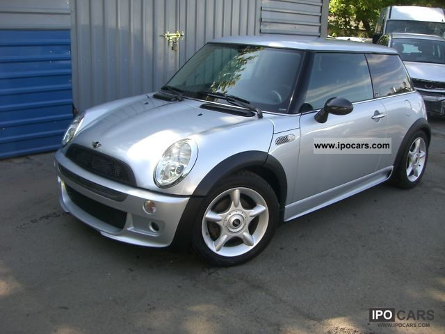 2004 MINI  JCW aero package Small Car Used vehicle photo