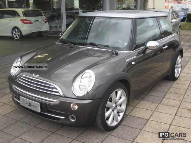 2006 mini 16v mini 1 6 cooper park lane car photo and specs. Black Bedroom Furniture Sets. Home Design Ideas