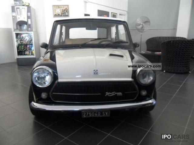 MINI  1300 Cooper 1974 Vintage, Classic and Old Cars photo