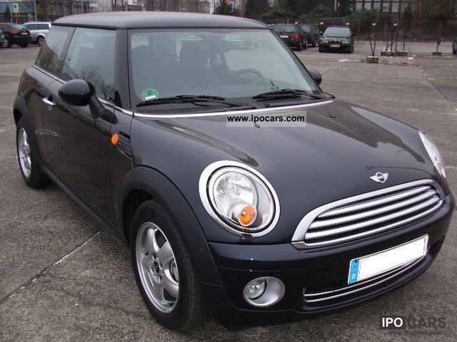 2008 Mini Mini One Car Photo And Specs