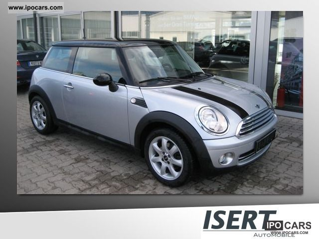 2007 Mini Cooper Chili Pack Sports Seats Climate Limousine